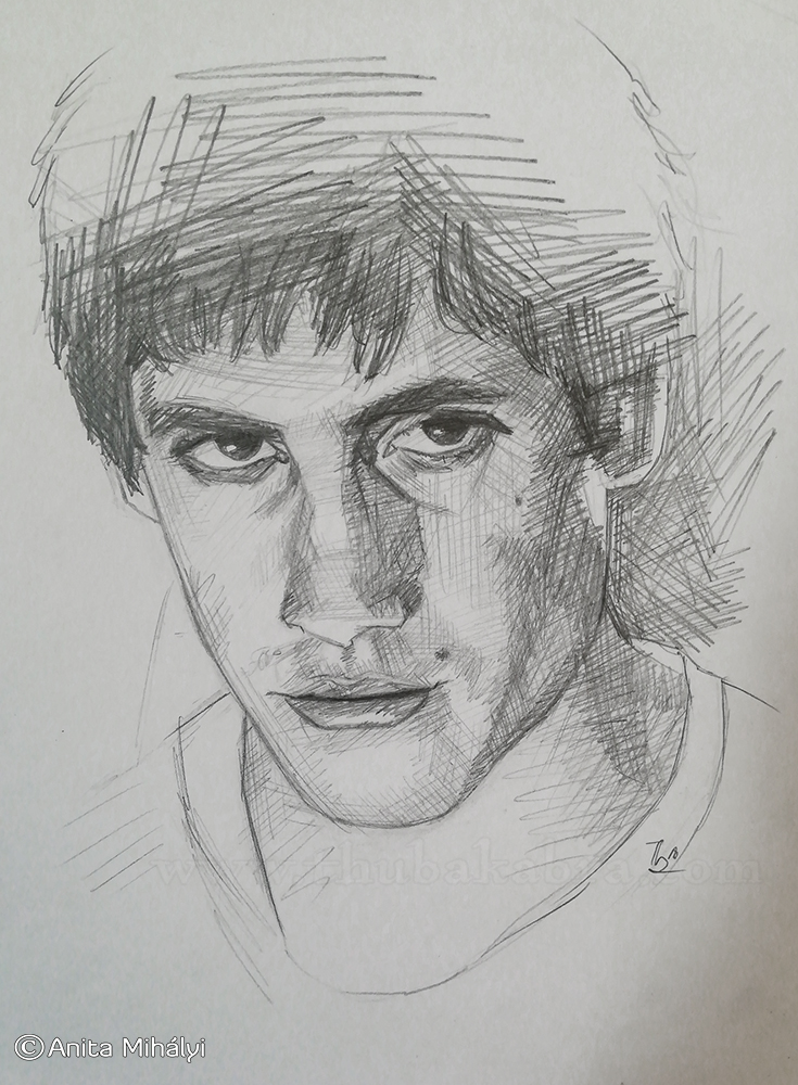 Donnie Darko Pencil Sketch