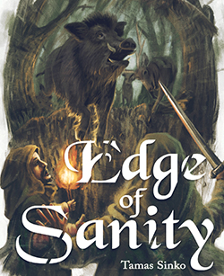 Edge of Sanity Book Cover